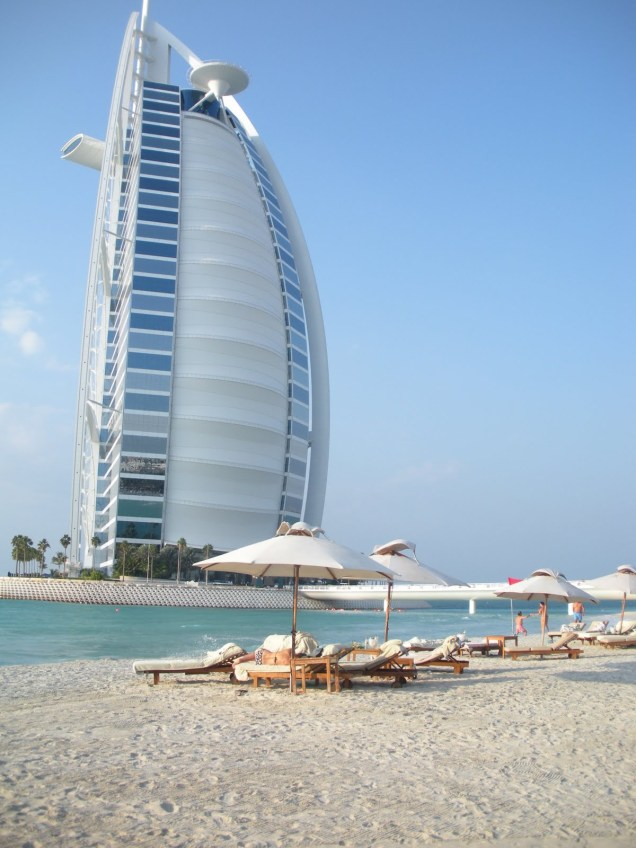 The Beach in Dubai