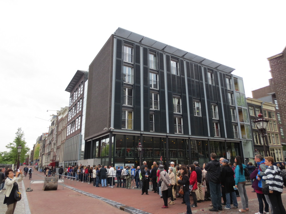 The Amsterdam Series - The Anne Frank House