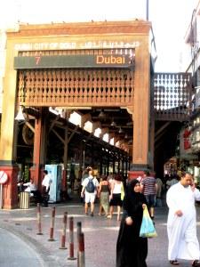 the markest in Dubai