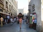 the markets in Dubai