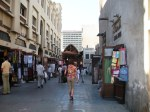 the markets in Dubai