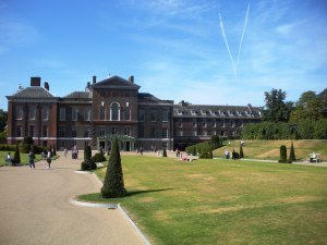 Kensington Palace, London by marktravel