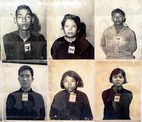 Cambodian-Victims