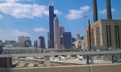 Chicago- by Aaron