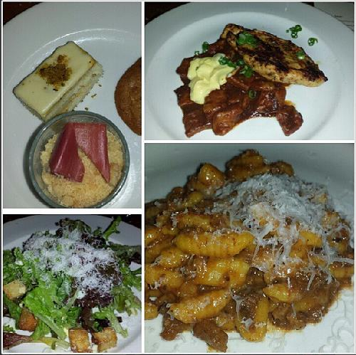 Chicago- Food