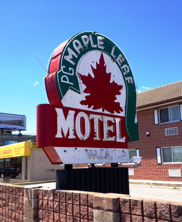 The Maple Leaf Motel