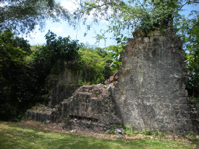 Plantation Ruins in Jamaica by marktravel