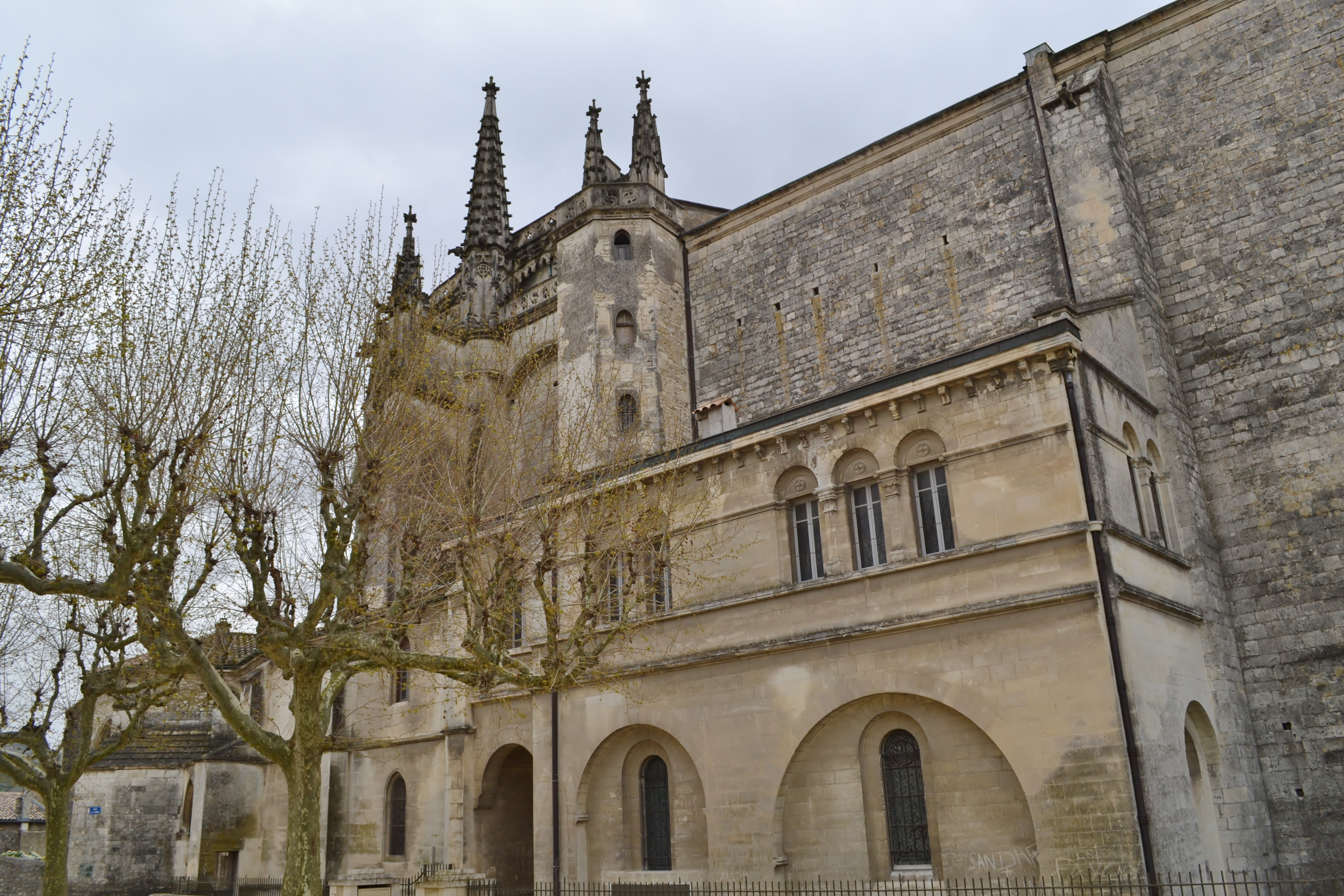 Cathedrale Saint-Vincent de Viviers