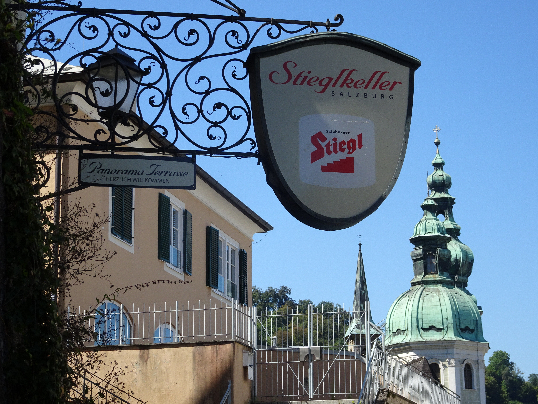 Stiegl in Salzburg