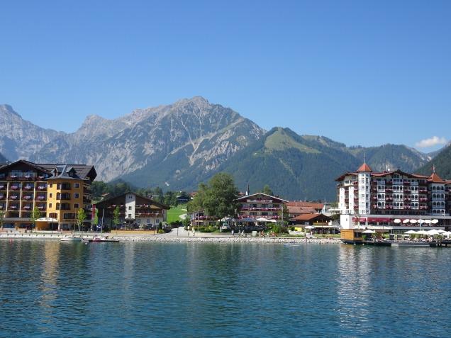 Achensee in Austria