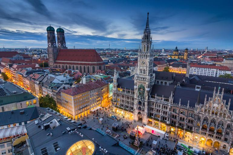 Stay in Munich for A Ski Trip To Europe