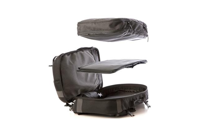 Slicks bag fitting together