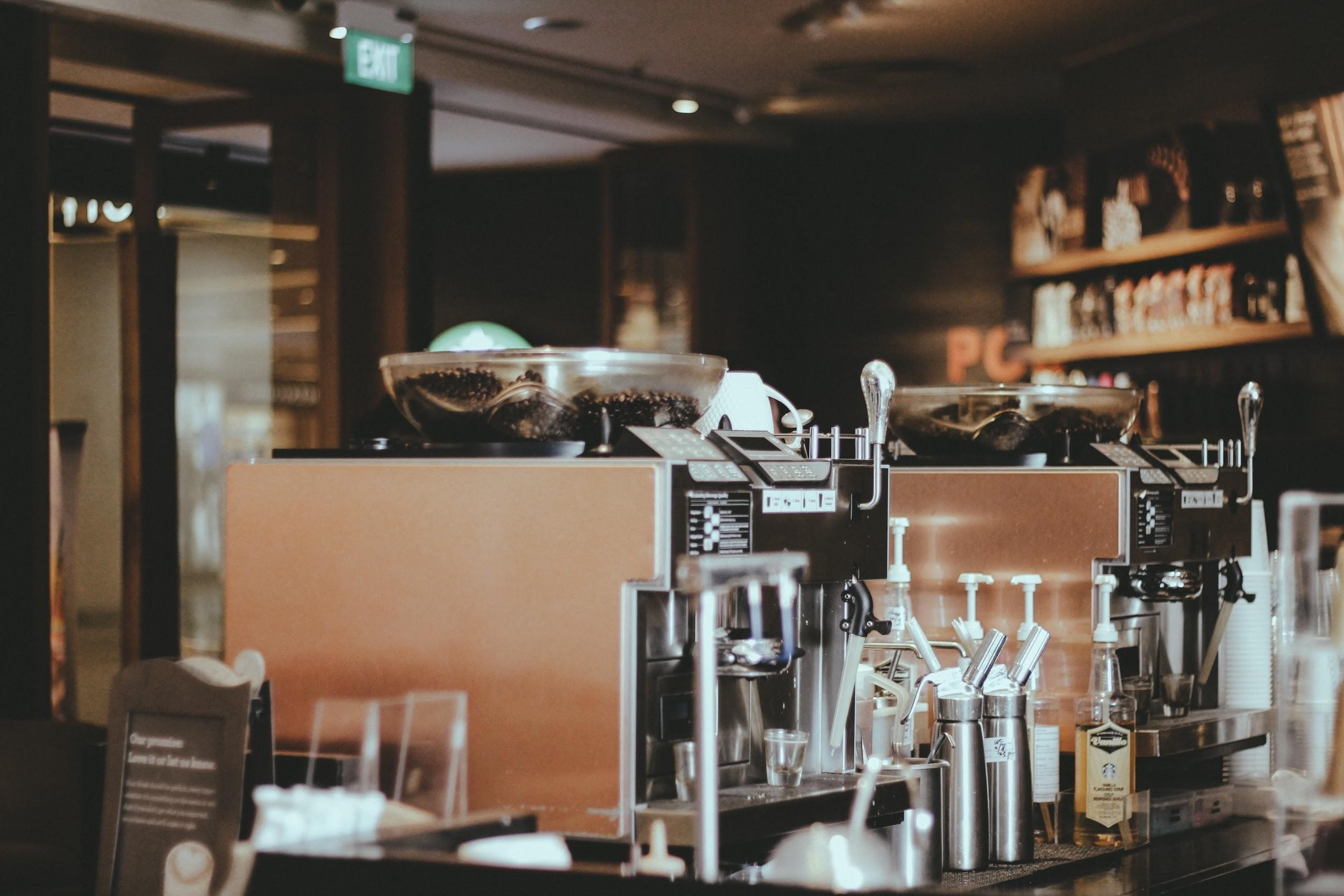 Travel for Coffee to an espresso bar in Italy