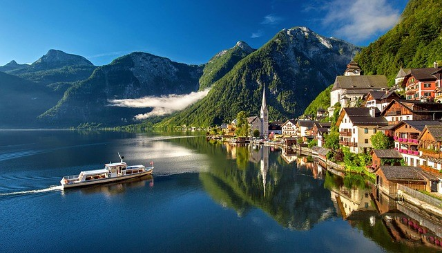 Top Five Places To Visit In Austria - Salzkammergut