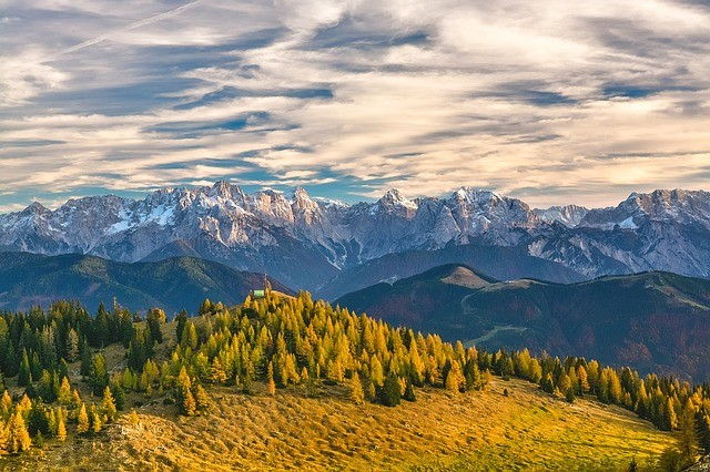 Top Five Places To Visit In Austria