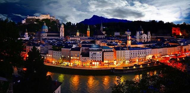 Top Five Places To Visit In Austria - Salzburg
