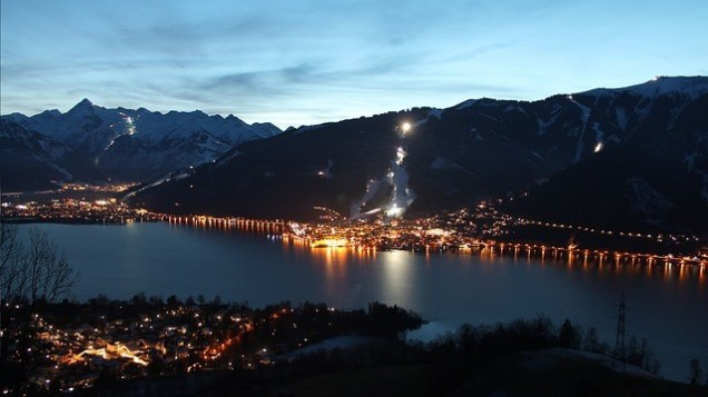 Top Five Places To Visit In Austria - Zell Am See