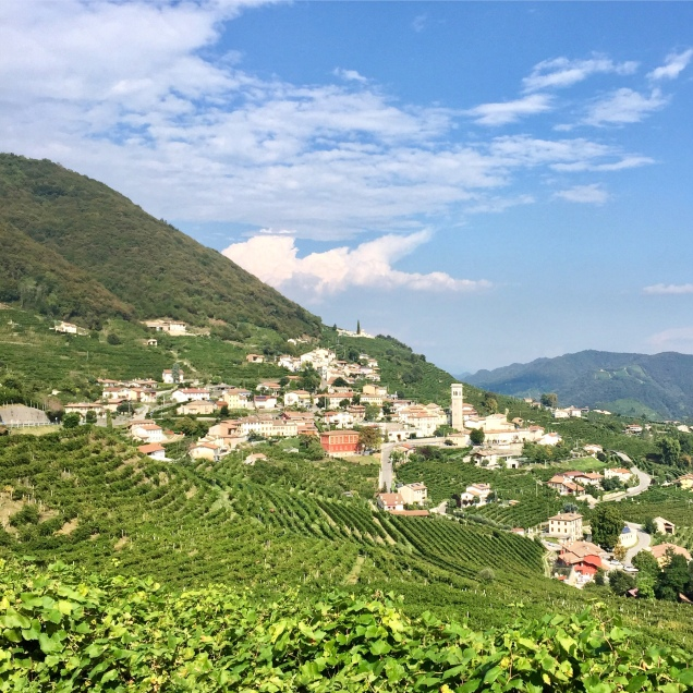 Italy Road Trip - Prosecco Region