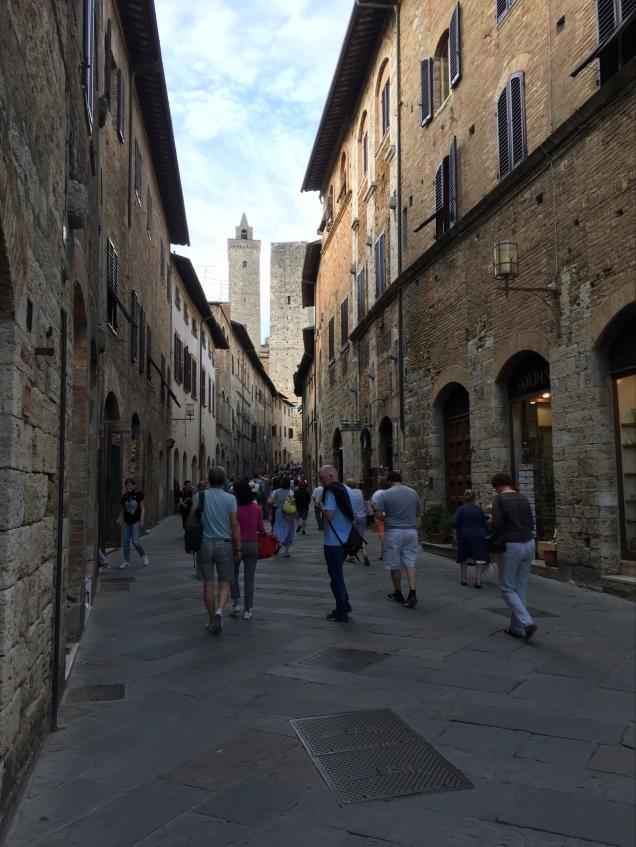 Italy Road Trip - San Gimignano, Tuscany