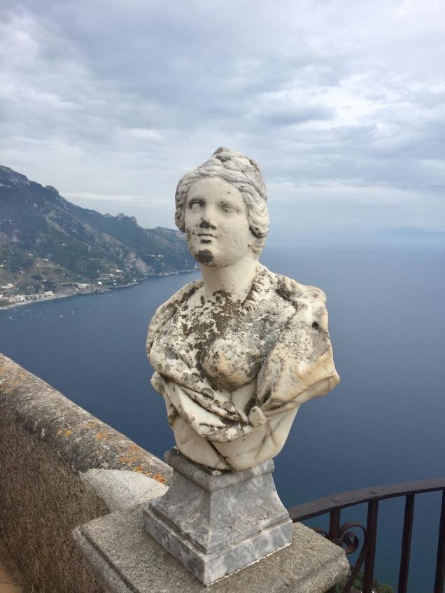 Italy Road Trip - Villa Cimbrone, Ravello