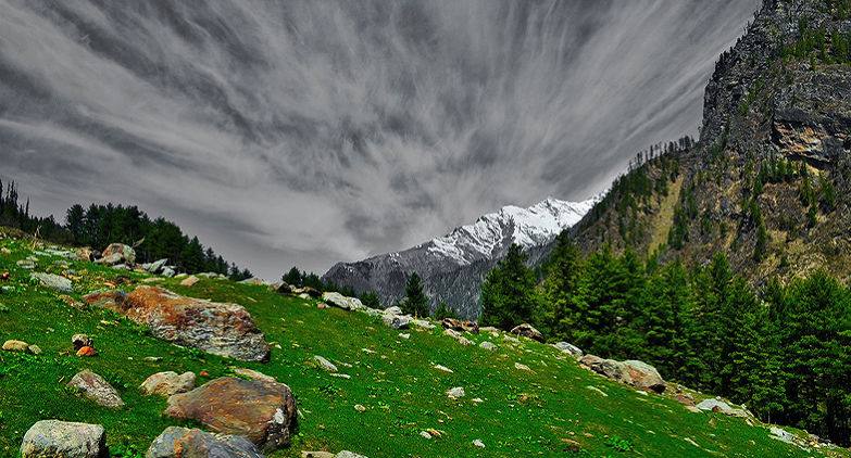 The Adventure Trek of Kasol-Kheerganga