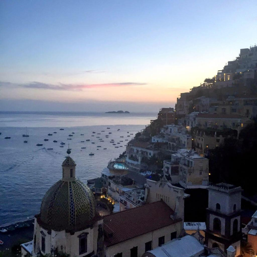 A Foodie's Travel Itinerary for Italy - Amalfi Coast