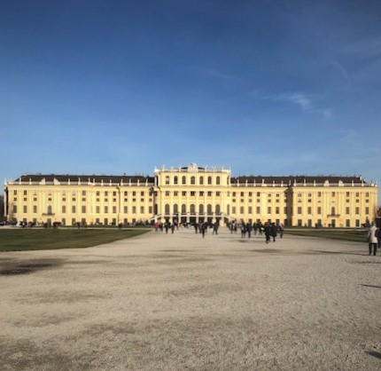Christmas in Vienna - Schonbrunn Palace