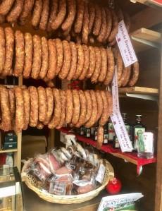 Christmas in Vienna - Sausage