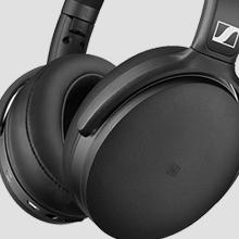 Travel Product Review - Sennheiser Noise-Cancelling Headphones