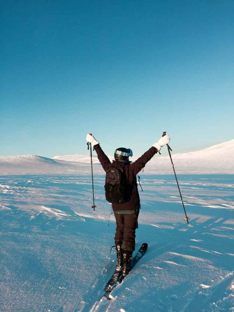 skiing over 50