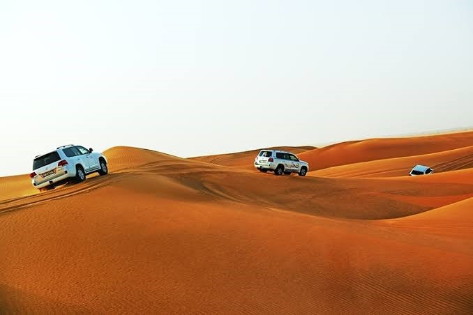 Desert Safari in Dubai