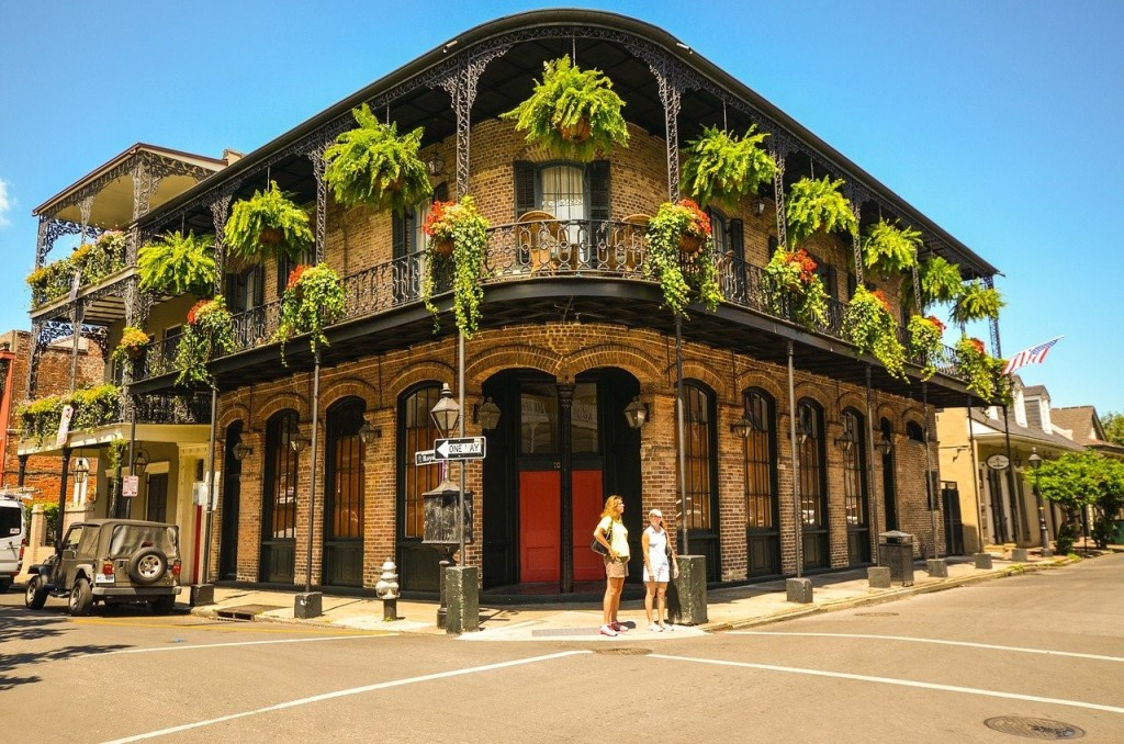 New Orleans has a unique flavor and culture.