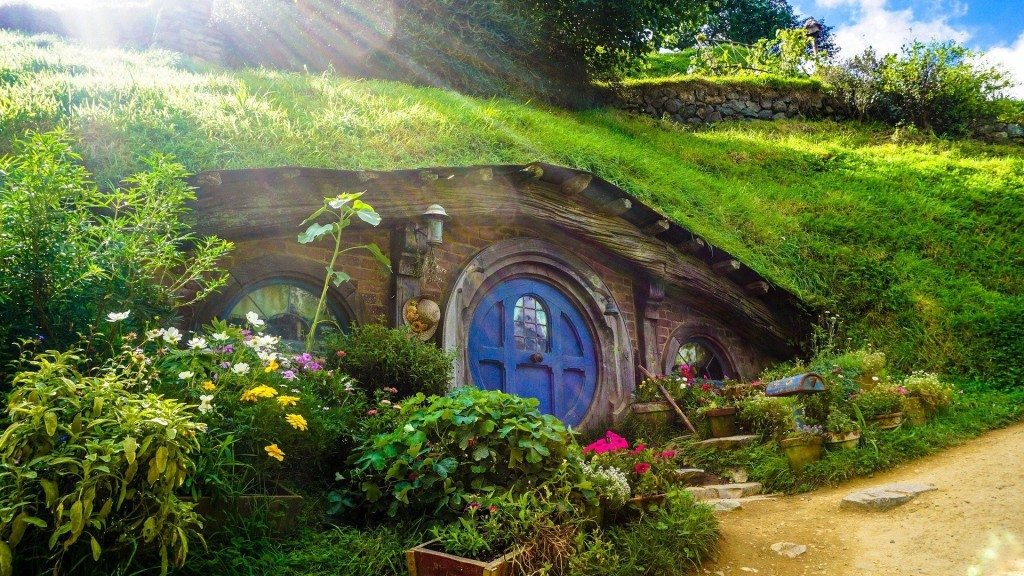 Plan ahead to visit Hobbiton in New Zealand.